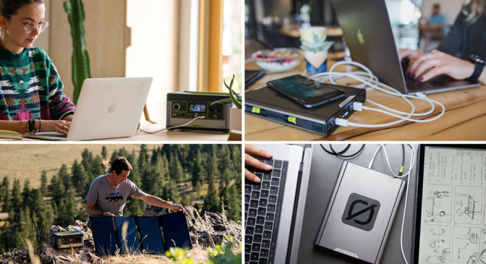 power solutions for remote work